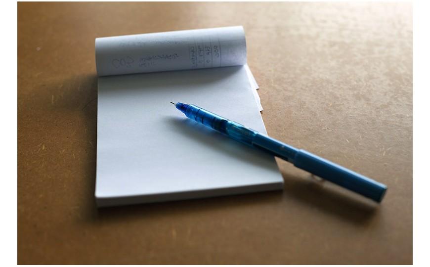 Comenzando a escribir: los primeros pasos